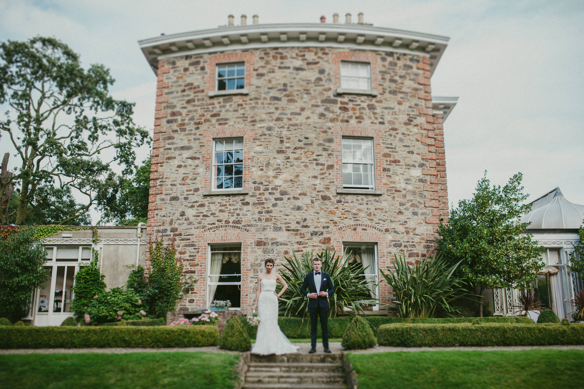 marlfield house wedding photos