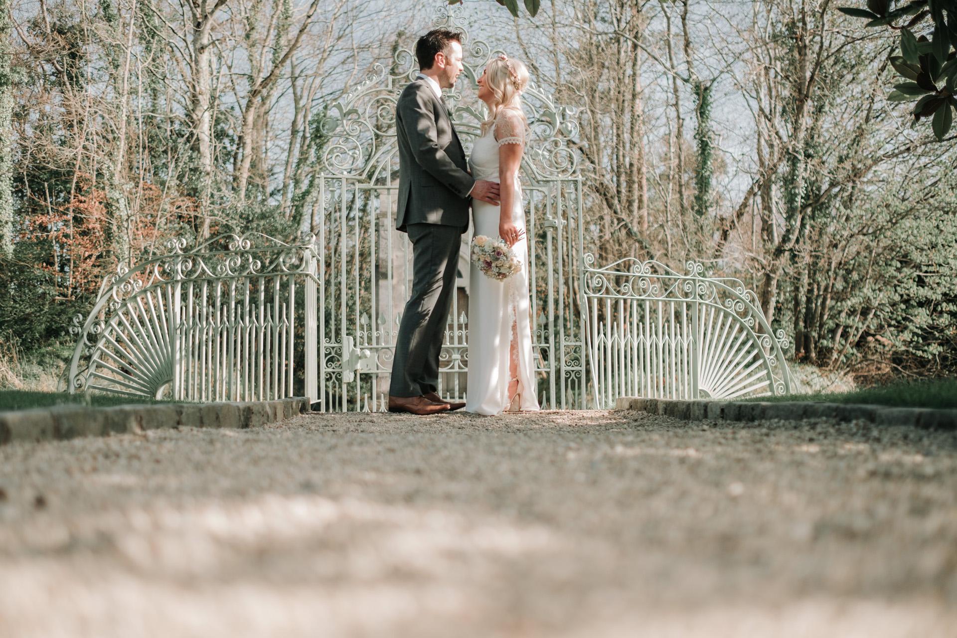 cliff at lyons wedding