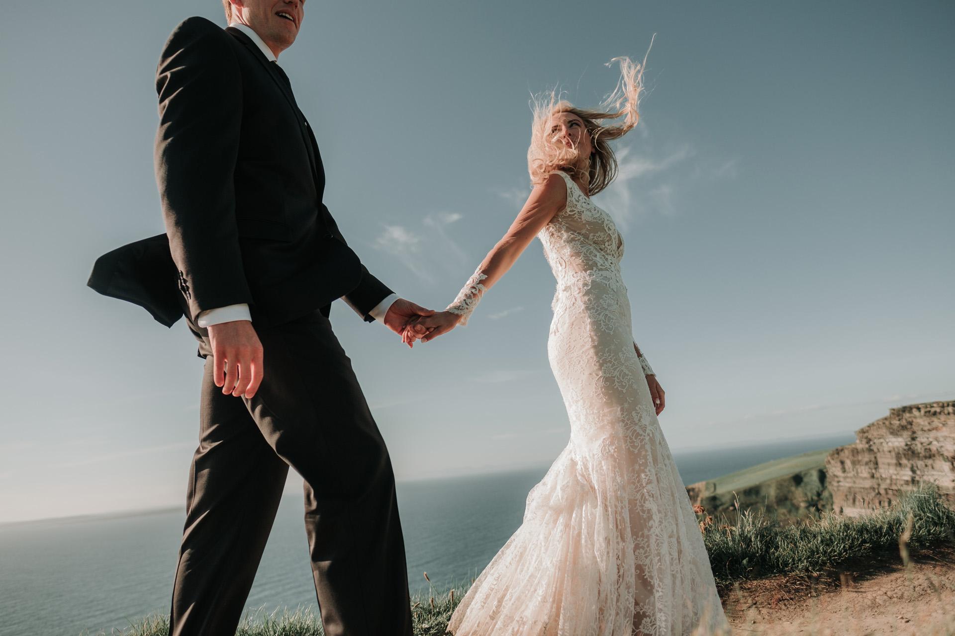 cliffs-of-moher-Wedding
