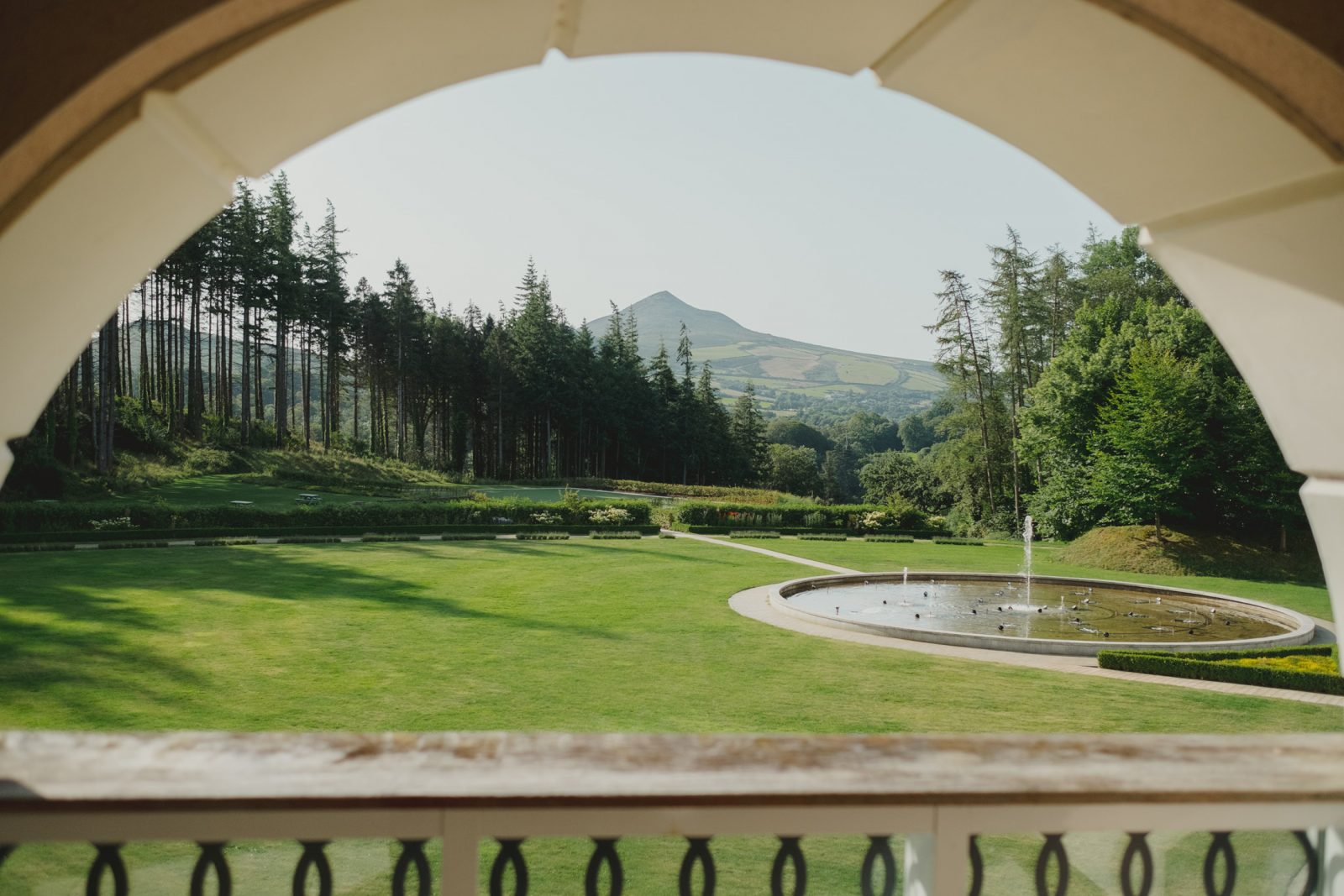 Powerscourt Wedding photography3