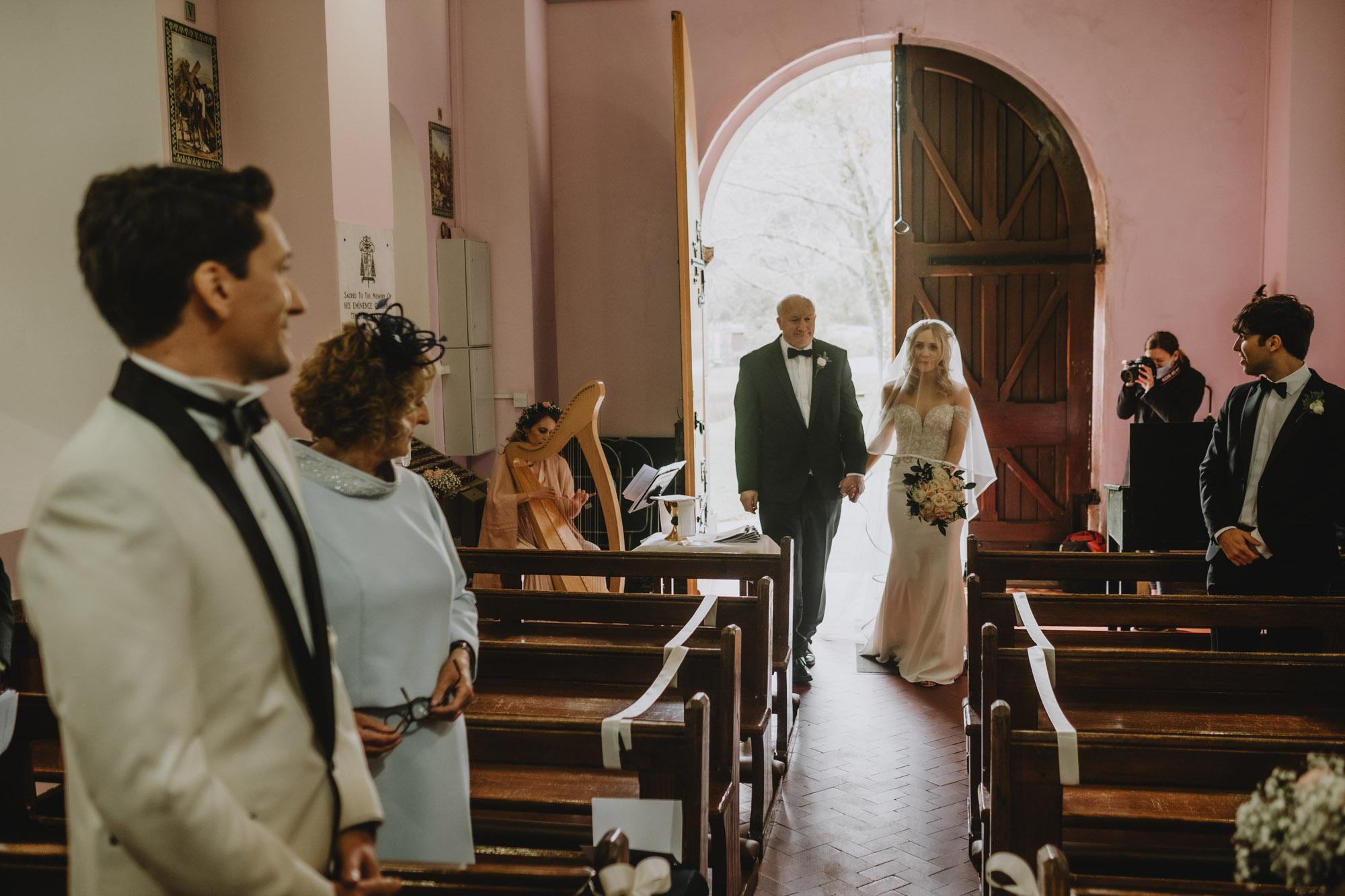 Gougane Barra wedding 11