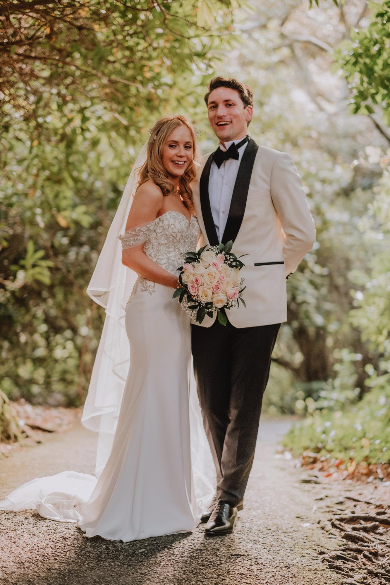 Garnish Island Wedding 15
