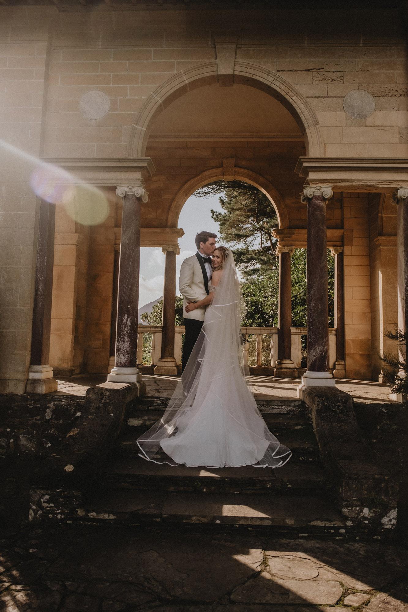 Garnish Island Wedding 9