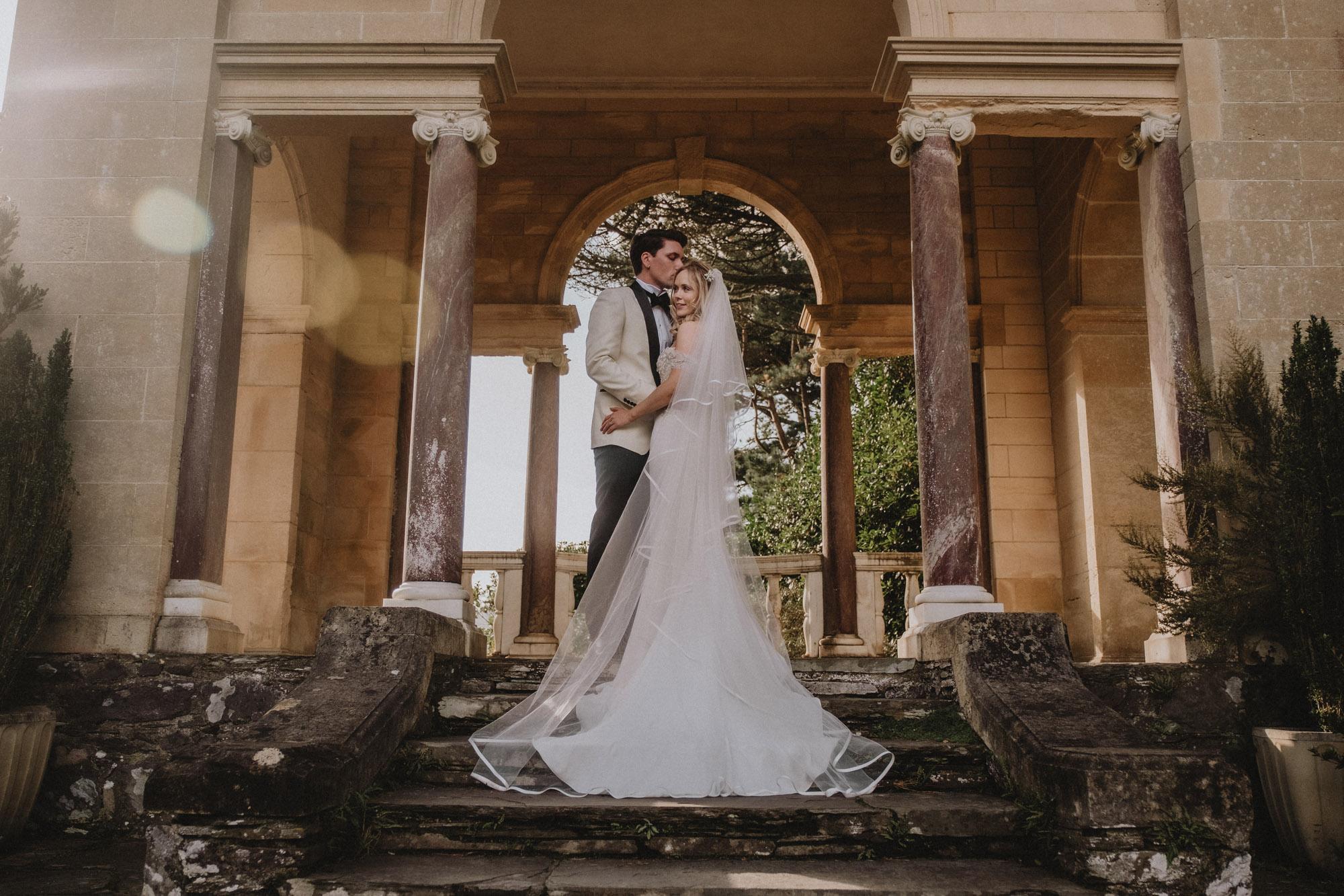 Garnish Island Wedding 8