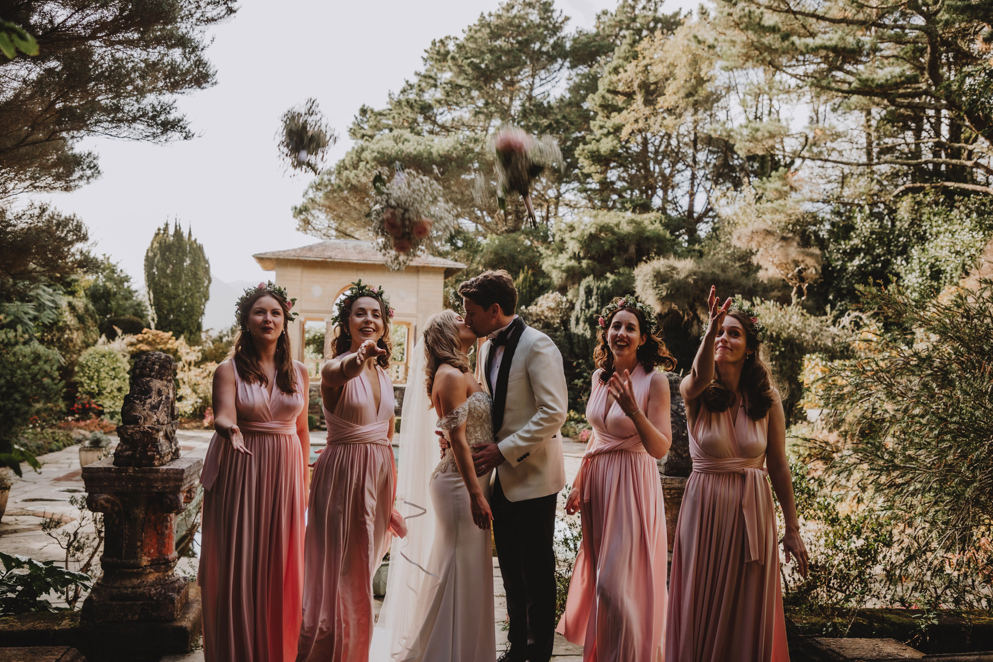 Garnish Island Wedding 6