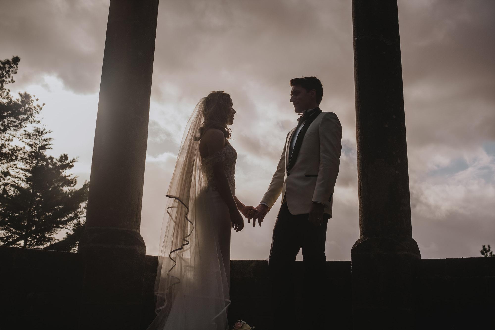 Garnish Island Wedding 1