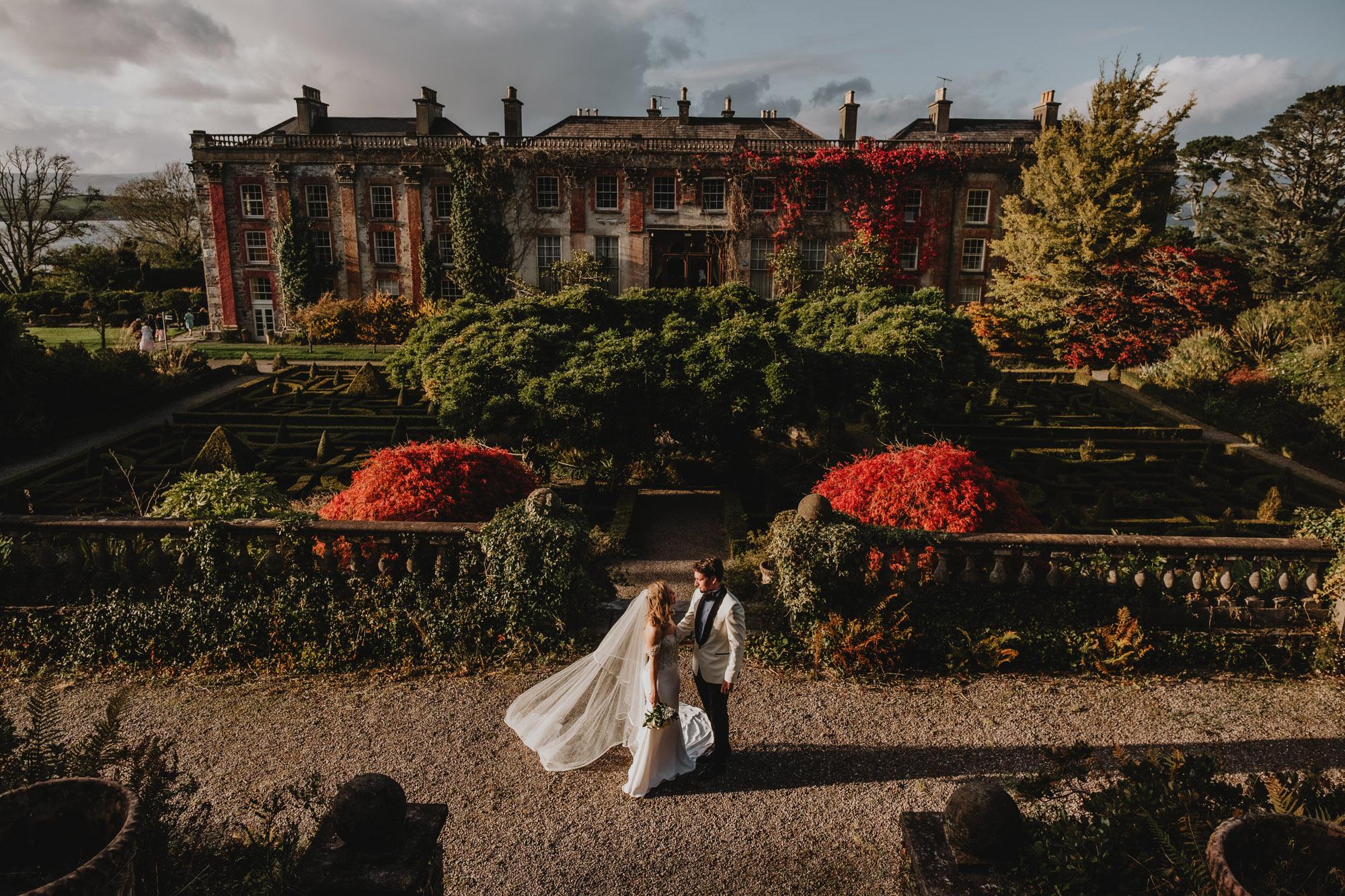 Bantry House Wedding 12