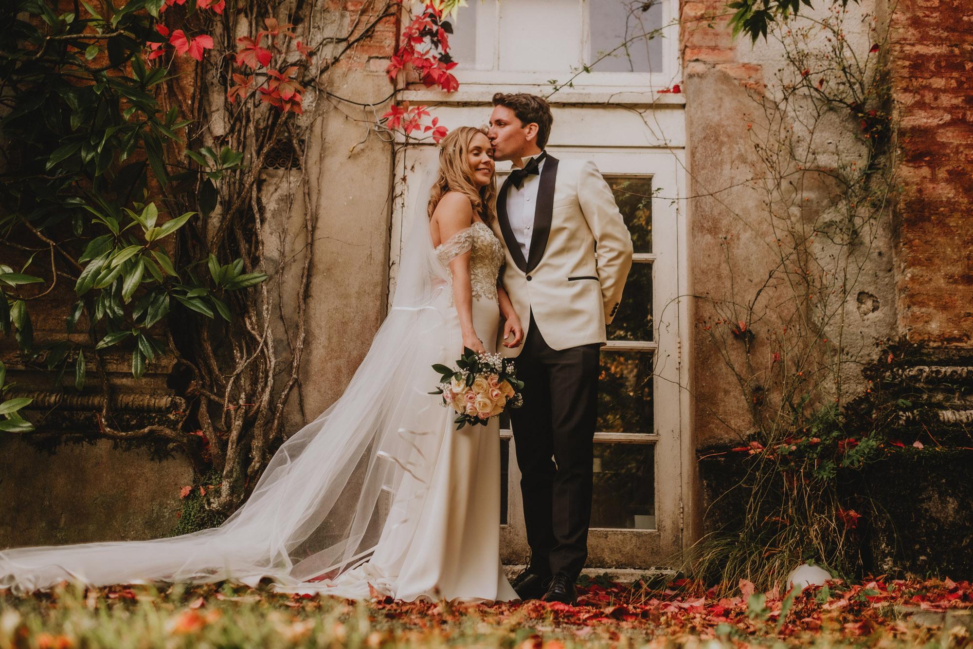 Bantry House Wedding 8